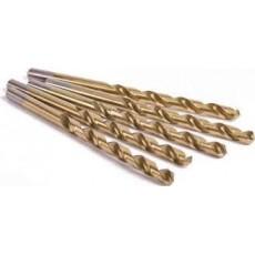 Сверло по металлу с титан напылением высокого качества