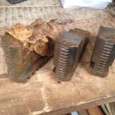 кулачки к токарным патронам 250 мм