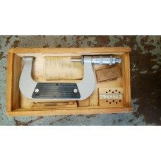 Микрометр со вставками тип МВМ 75-100