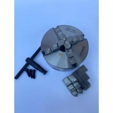 Патрон токарный четырехкулачковый самоцентрирущийся 160мм