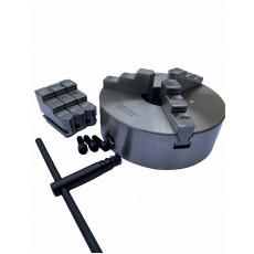 Патрон токарный 160 мм 3х кул. 7100-0005