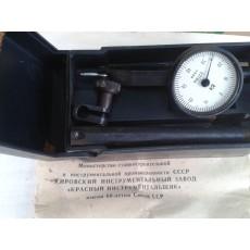 Индикатор рыжачно-зубчатый боковой (тип ИРБ)