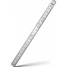Линейка металлическая измерительная 1000 мм (Ставрополь)