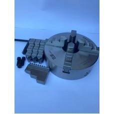 Патрон токарный четырехкулачковый самоцентрирущийся 250мм