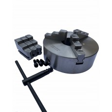 Патрон токарный 250 мм на планшайбу 7100-0009