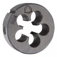 Плашки круглые трубные цилиндрические ГОСТ 9740
