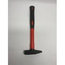 Молоток с пластиковой ручкой 300 гр