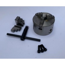 Патрон токарный 80 мм 3х кул. 7100-0001