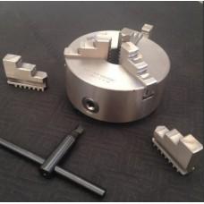 Патрон токарный 100 мм китай 7100-0002