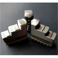 Кулачки для токарного патрона прямые 125мм (комплект)